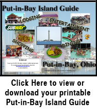 2012 Put-in-Bay Island Guide