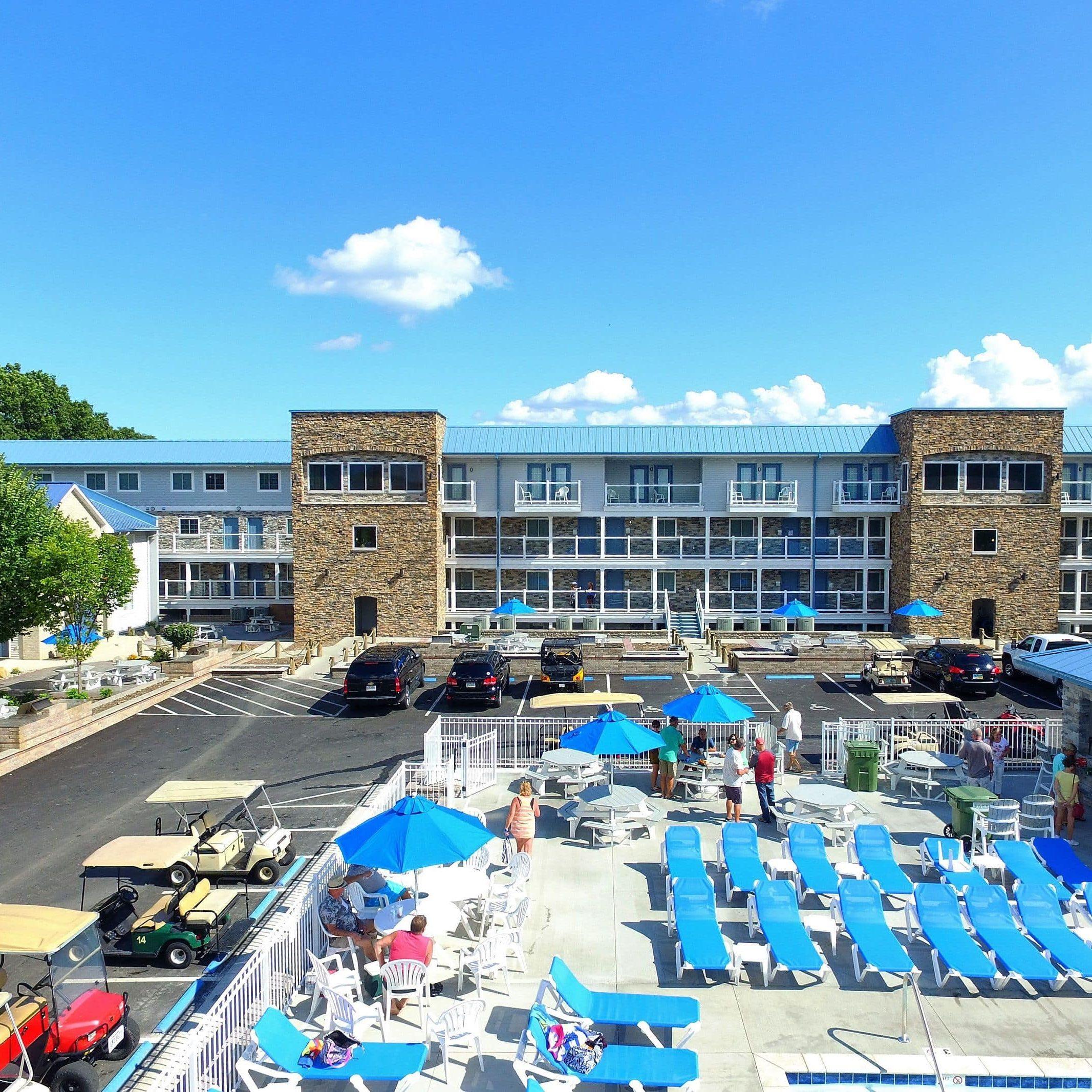 pib top 3 resorts