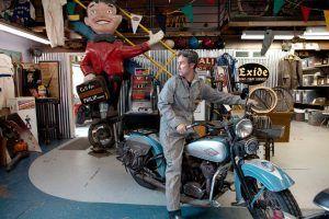 American Pickers Harley