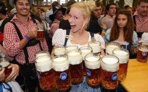 Oktoberfest Beer Steins