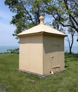 South Bass Island Lighthouse Storage Shed