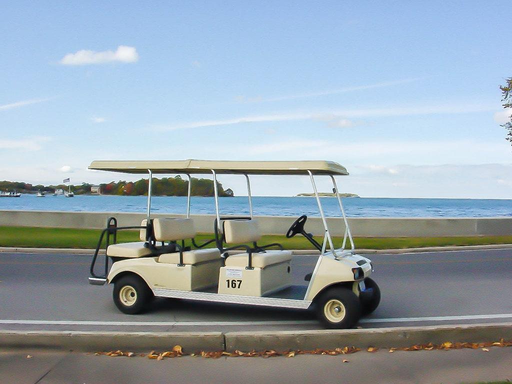 Put-in-Bay Golf Carts | Golf Cart Rentals on Put In Bay Ohio