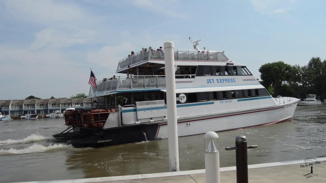Ferry Boats to Put-in-Bay - Put In Bay