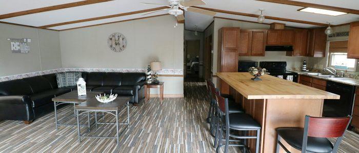 Island Club Living Room