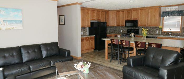 Island Club Living Area