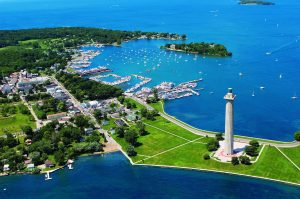 Put-in-Bay-Ohio-Downtown