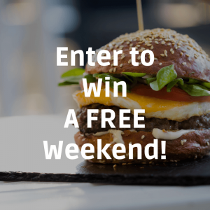enter to win a free weekend