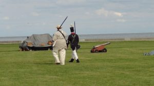 Put-in-Bay Historical Soldiers