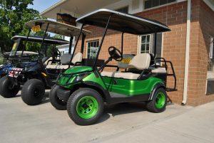 Put-in-Bay Golf Cart