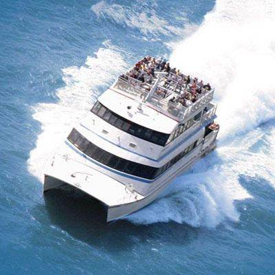 Put in Bay Ferry Help