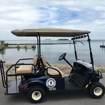 Put in Bay Golf Cart Help