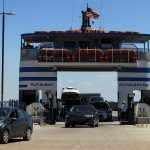 Cars-exit-the-Miller-Ferry