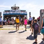 Walk-on-to-the-ferry