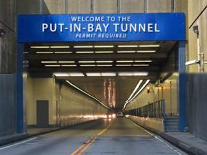 PIB tunnel - Catawba side