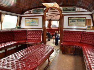 inside gondola 1
