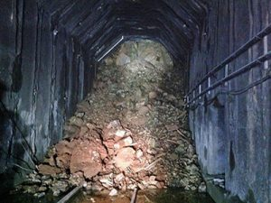 PIB tunnel closed