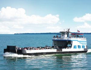 Annual Miller Boatline Stargazing Cruise