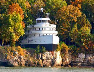 Benson Ford Ship House Charity Tour