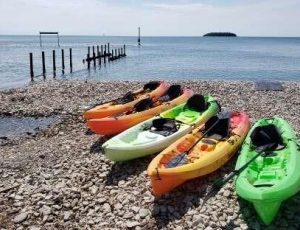 Annual South Bass Island Kayak Rendezvous