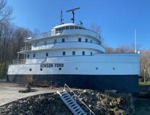 Benson Ford Ship House Public Tour