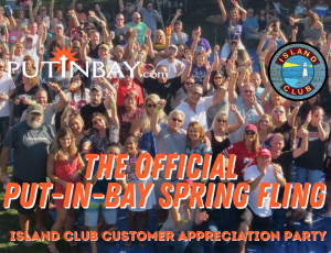 The Official Put-in-Bay Spring Fling at the Island Club