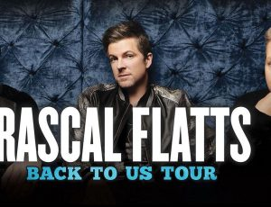 Rascal Flatts Ready to Rock the Island of Put-in-Bay Ohio