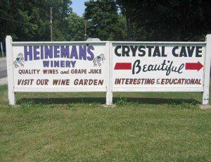 Heineman Winery Shopping