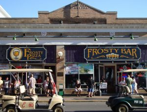 Frosty Bar Celebrates 60 Years Of Island Traditions