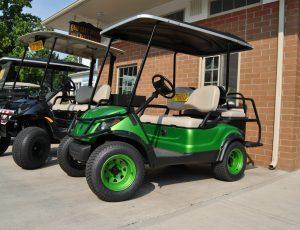 Put-in-Bay Golf Cart Depot