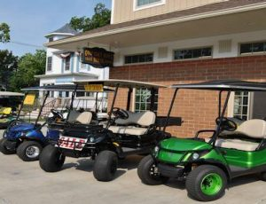 Golf Cart Rental 101