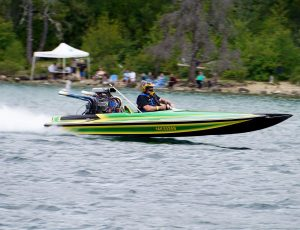 Inter-Lake Yachting Association Power Boating Regattas
