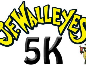 JF Walleyes 5K on Middle Bass Island
