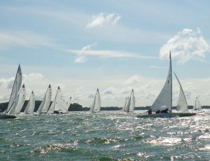 Invitational Mills Trophy Sailing Race