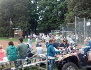 OHS Muffins vs Put-in-Bay Mossbacks Base Ball Game