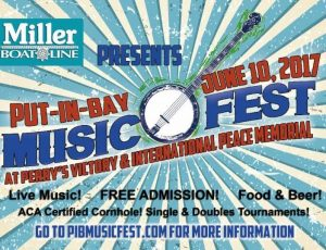 Put-in-Bay Music Festival Bands