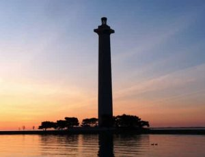 Perry, Peace, and Put-in-Bay: The Famous Monument