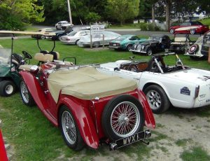 Vintage Sports Car Racers Return to Put-in-Bay