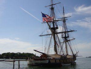 Put-in-Bay Maritime Celebration with US Brig Niagara