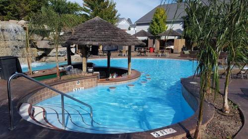 The Commodore Resort MIST Pool Bar