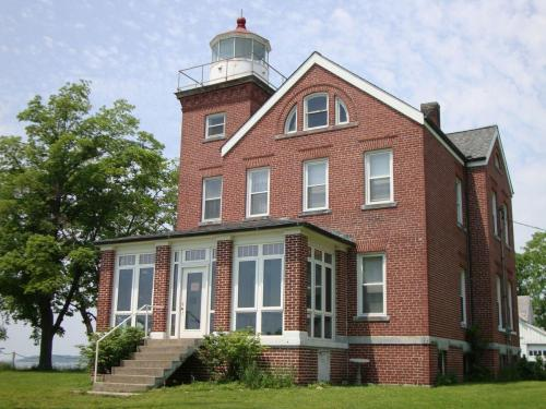 South Bass Light House
