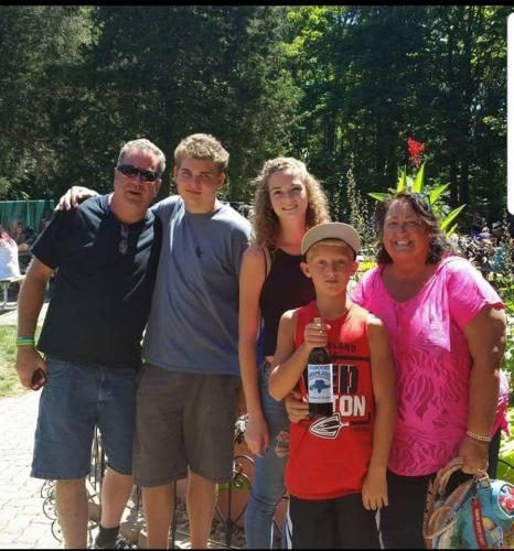 Family Reunion on Lake Erie