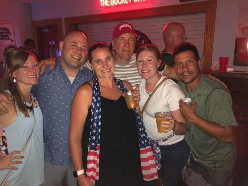 Round House Family Reunion