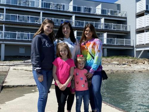 Family Gathering at Put-in-Bay Condos