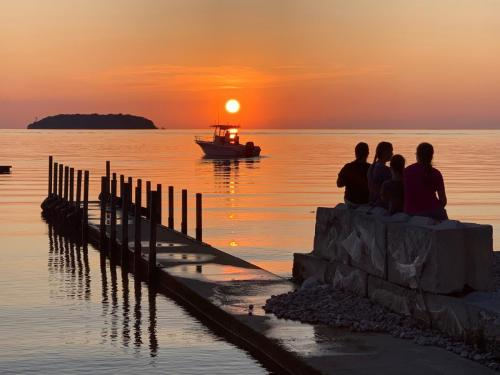 Put in Bay Sunset #3