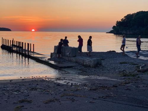 Put in Bay Sunset #1