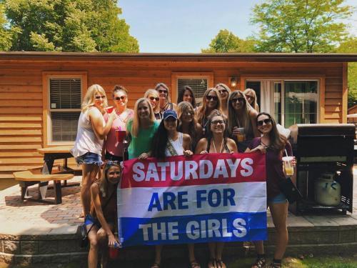 Saturday Girls Get Together